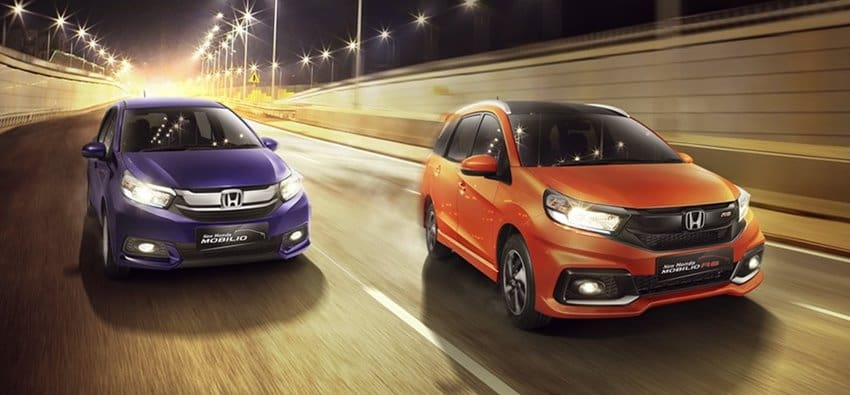 8 Fitur Keren Di Honda Mobilio RS Terbaru