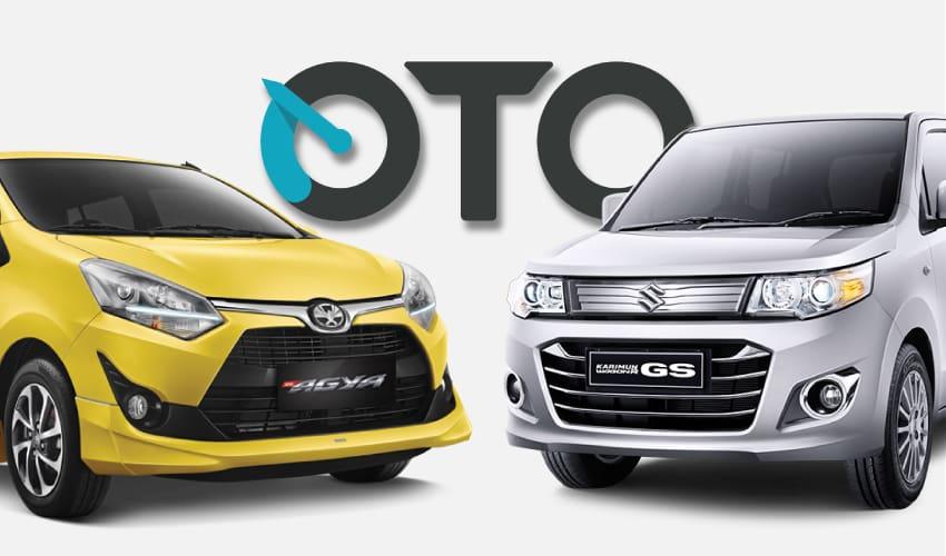 Pilih Mana, Toyota Agya Atau Suzuki Karimun Wagon R?