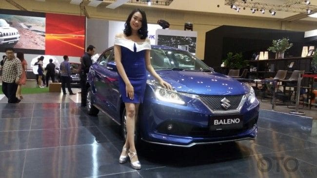 GIIAS 2017: Suzuki Baleno Menggoyang Pasar Hatchback Dengan Harga Mulai Rp 195 Juta