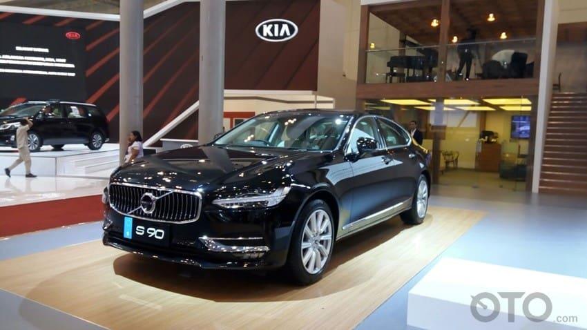 GIIAS 2017: Kembali Ke Indonesia, Volvo Luncurkan 4 Mobil Baru