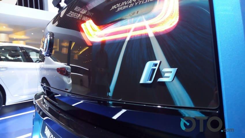 BMW Sedang Garap Suara Untuk Mobil Listrik