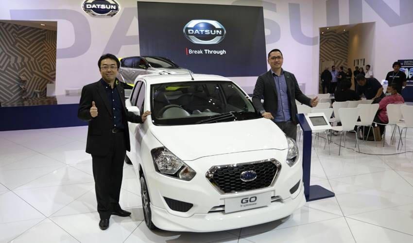 GIIAS 2017: Datsun Tawarkan Varian Baru GO dan GO+