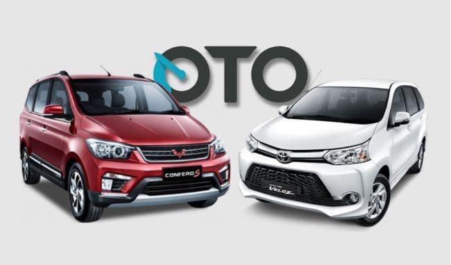 Komparasi Toyota Avanza VS Wuling Confero