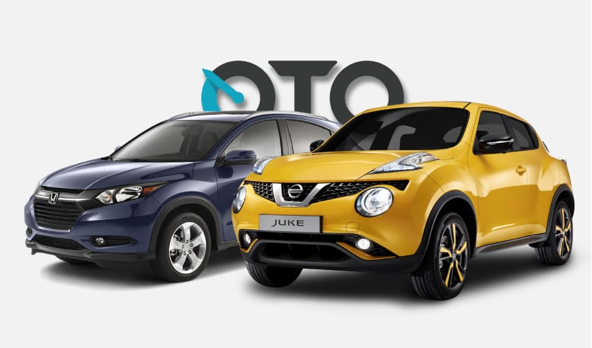 Komparasi Honda HR-V vs Nissan Juke