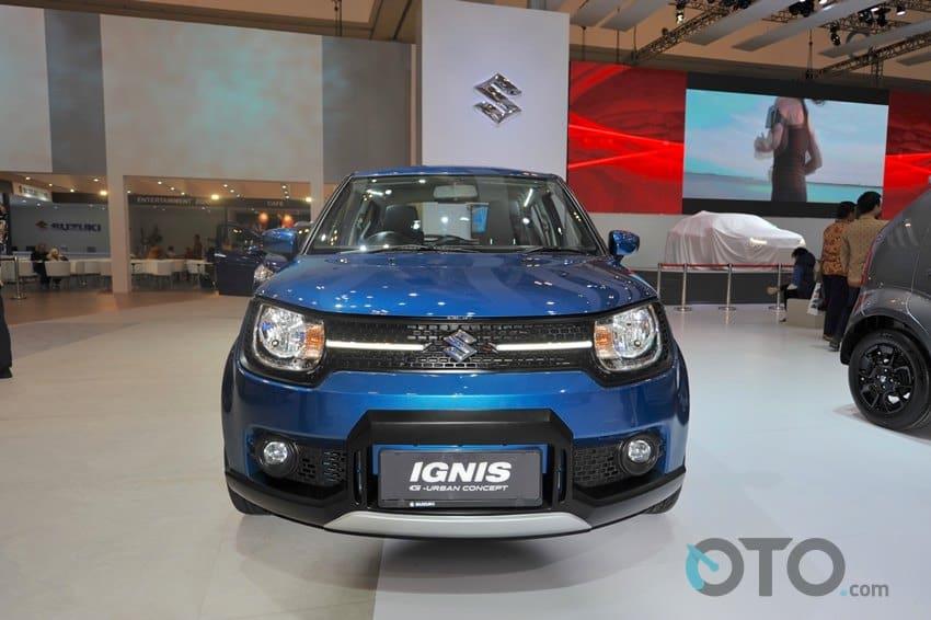 Membandingkan Nissan March  dan Suzuki Ignis