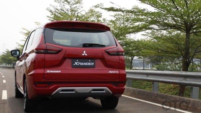 Kesan Pertama Test Drive Mitsubishi Xpander