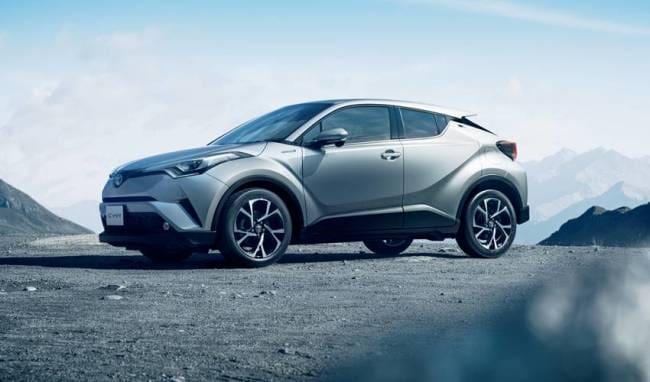 Ini Spesifikasi Toyota C-HR 2018 Untuk Indonesia