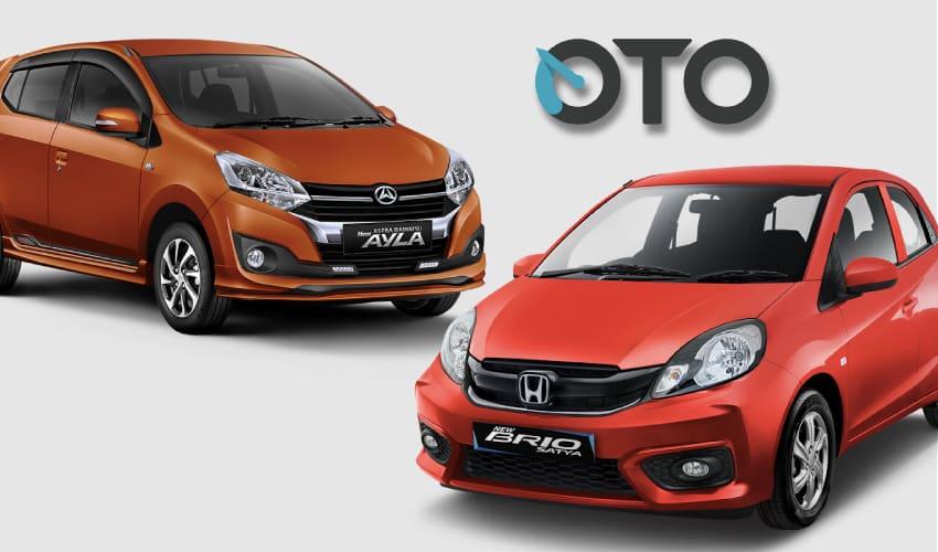 Pilih Daihatsu Ayla atau Honda Brio Satya?