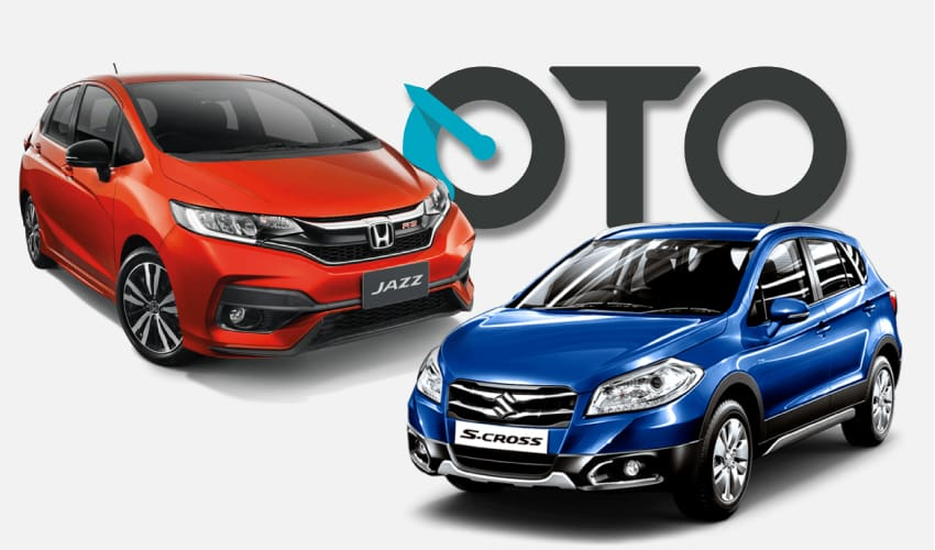 Komparasi Honda Jazz RS vs Suzuki SX-4 S-Cross