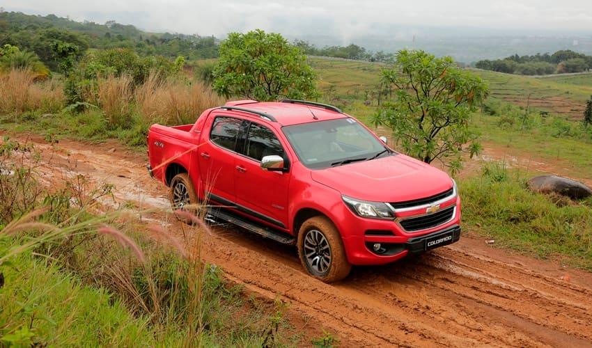 Mengenal Lebih Dekat Chevrolet Colorado