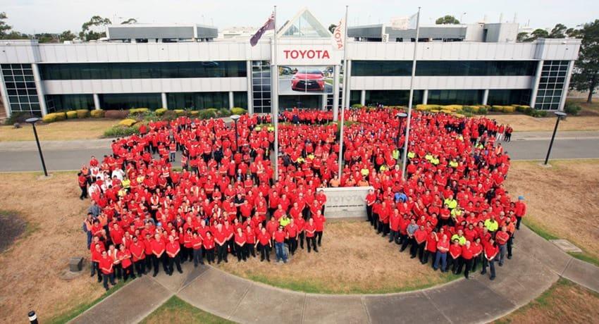 Akhir Cerita Produksi Toyota di Australia