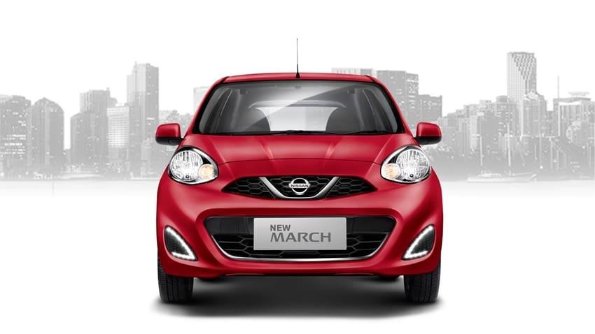 Detail Spesifikasi Dan Fitur Nissan March 1.5L