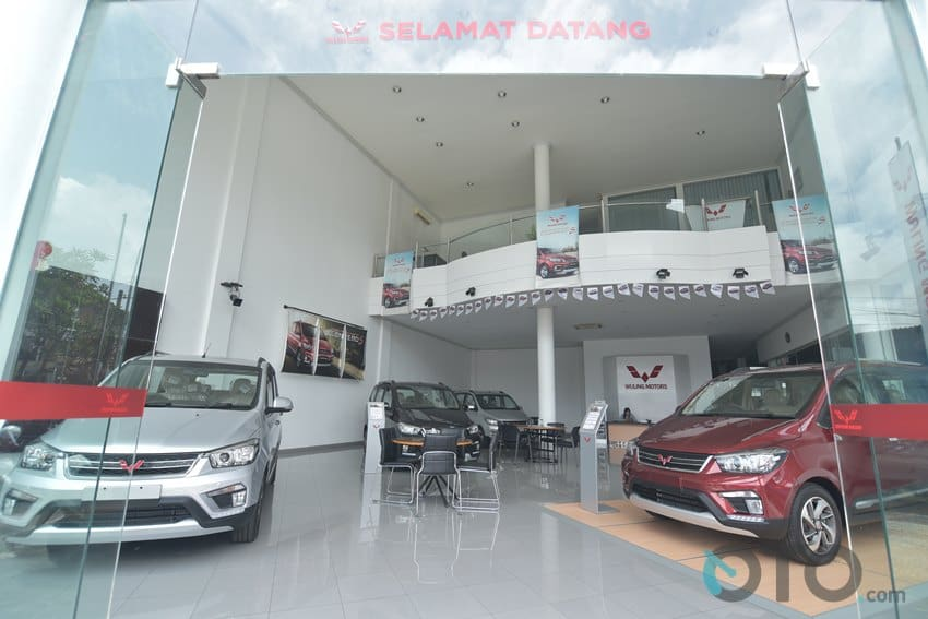 Penjualan Wuling Kalahkan Datsun dan Nissan