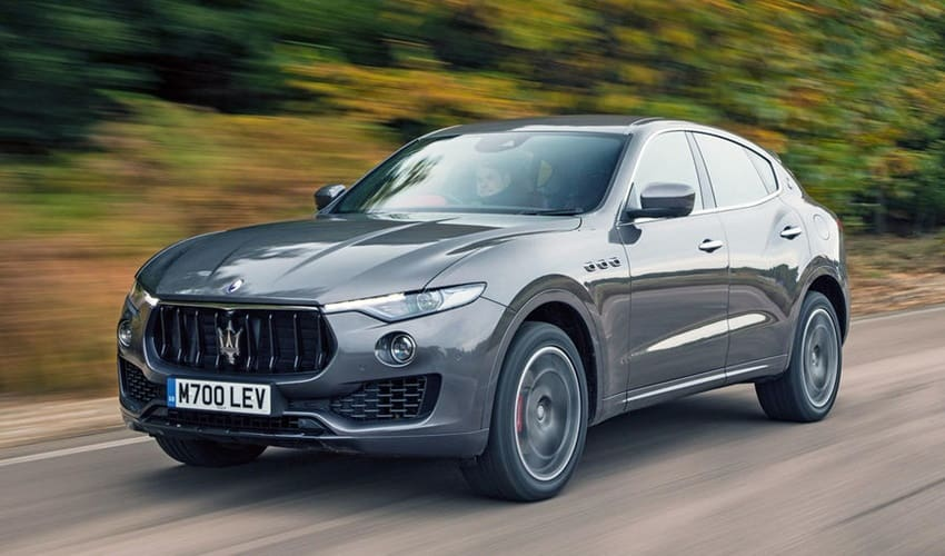 Maserati Ketaggihan Bikin SUV, Siap Meluncur 2020