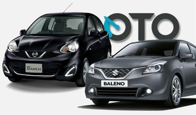 Pilih Nissan March 1.5L Atau Suzuki Baleno Hatchback?