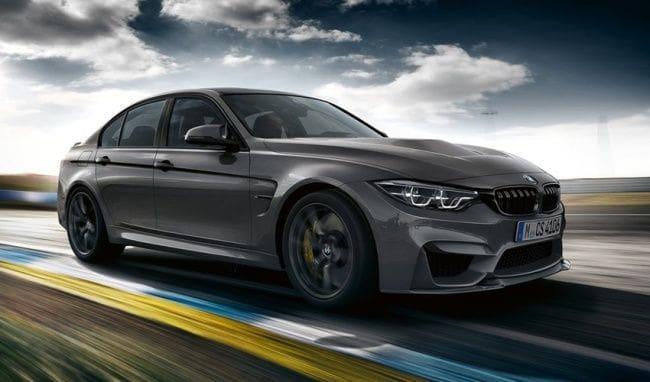 BMW M3 CS: 3-Series Paling Ganas