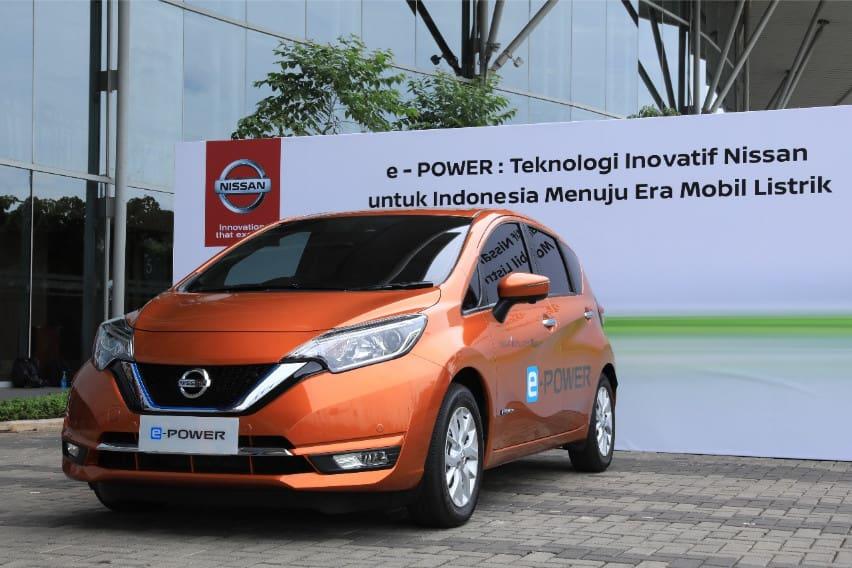 Nissan Note e power 2017