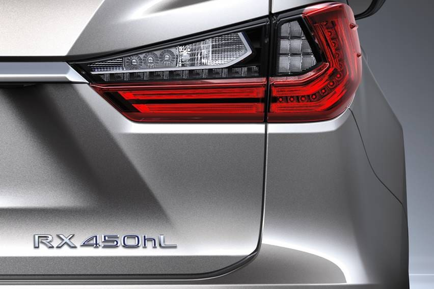 Lexus RX Tujuh Penumpang Hadir Di LA Auto Show 2017