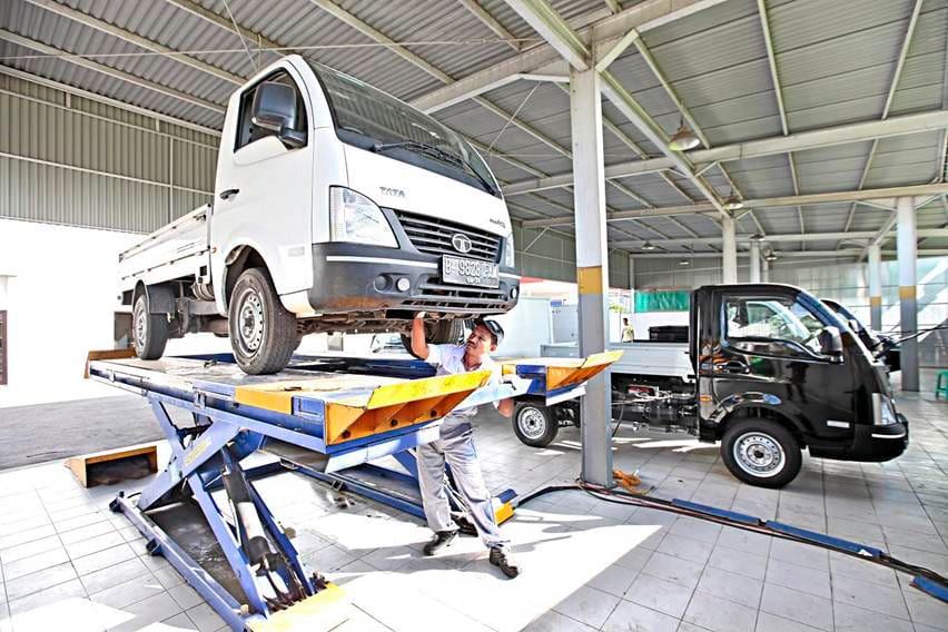 Tata Motors Gelar Global Service Campaign Jilid 2
