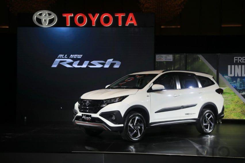 Rush dan Terios Baru Meluncur, Honda Optimis BR-V Tak Goyah