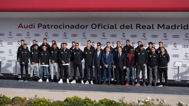 Audi R8 Spyder V10 Jadi Pilihan Sergio Ramos