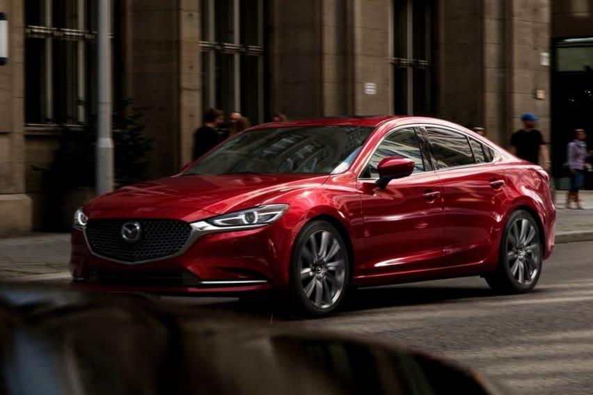 Mazda6 Baru Bermesin Turbo!