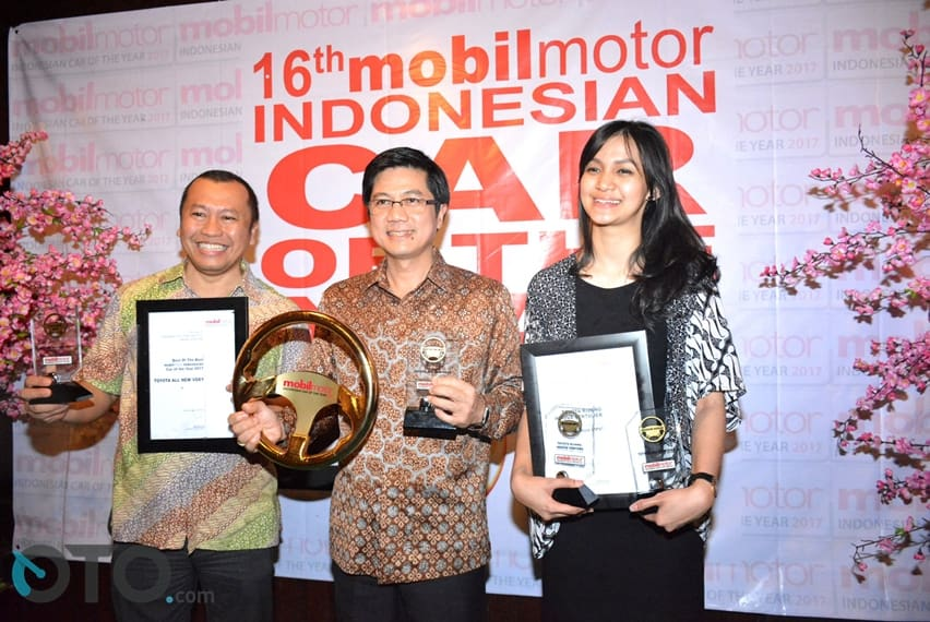 Toyota Voxy Terpilih Sebagai Mobil Terbaik Di Indonesia