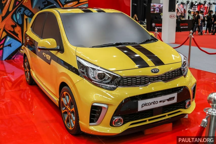 Kia Picanto Terbaru Meluncur di Malaysia Bulan Depan, Indonesia Kapan?