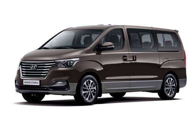 Sambut 2018 Hyundai Grand Starex Disegarkan