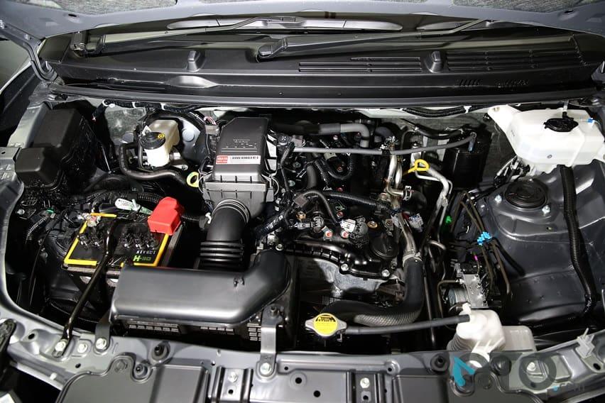 Mesin dan transmisi Toyota Rush