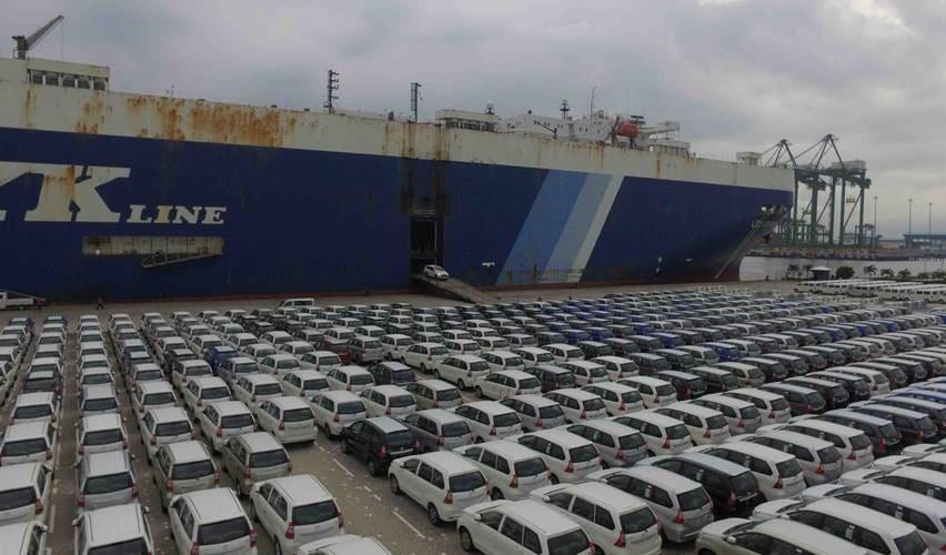 Tantangan Toyota dalam Menggenjot Kinerja Ekspor Mobil