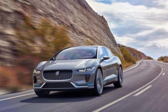 Mobil Listrik Jaguar I-Pace Meluncur Maret