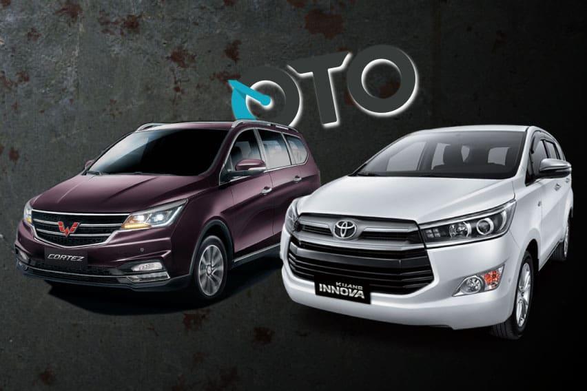 Jajak Pendapat: Wuling Cortez Kalahkan Toyota Kijang Innova