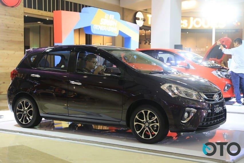 5 Kelebihan Daihatsu Sirion 2018