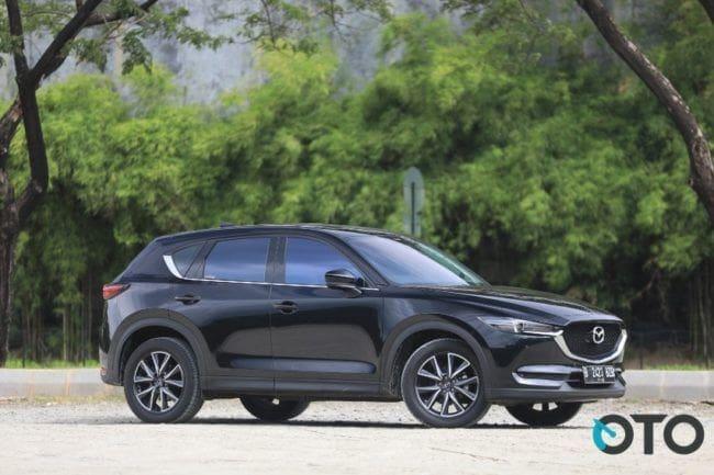 Mau Beli Mazda CX-5, Ketahui Perbedaan Harga Baru dan Bekasnya