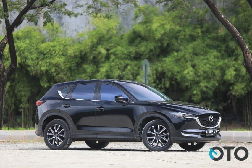 Road Test Mazda CX-5: Performa Terbaik Di Kelasnya