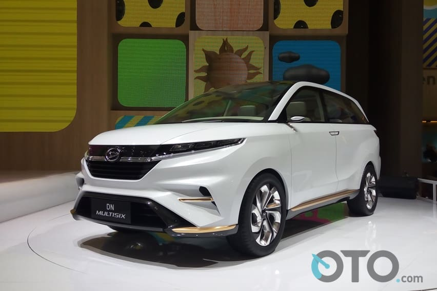 Benarkah Daihatsu Xenia dan Toyota Avanza Baru Pakai Basis Rocky?