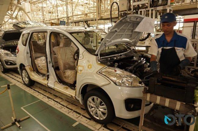 GIIAS 2018: Ekspor Mobil Suzuki Indonesia Naik