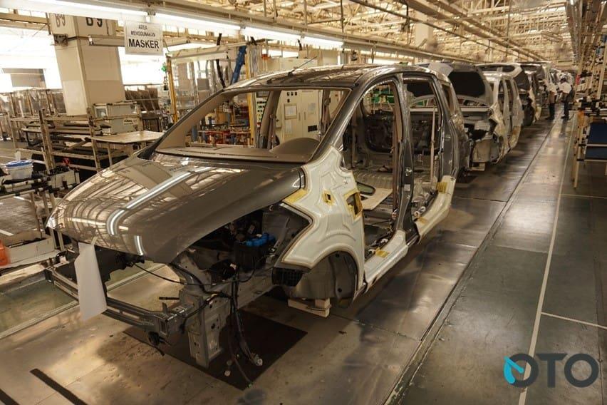 Sejumlah Produsen Mobil di Indonesia Tetap Beroperasi Meski Covid-19 Mewabah