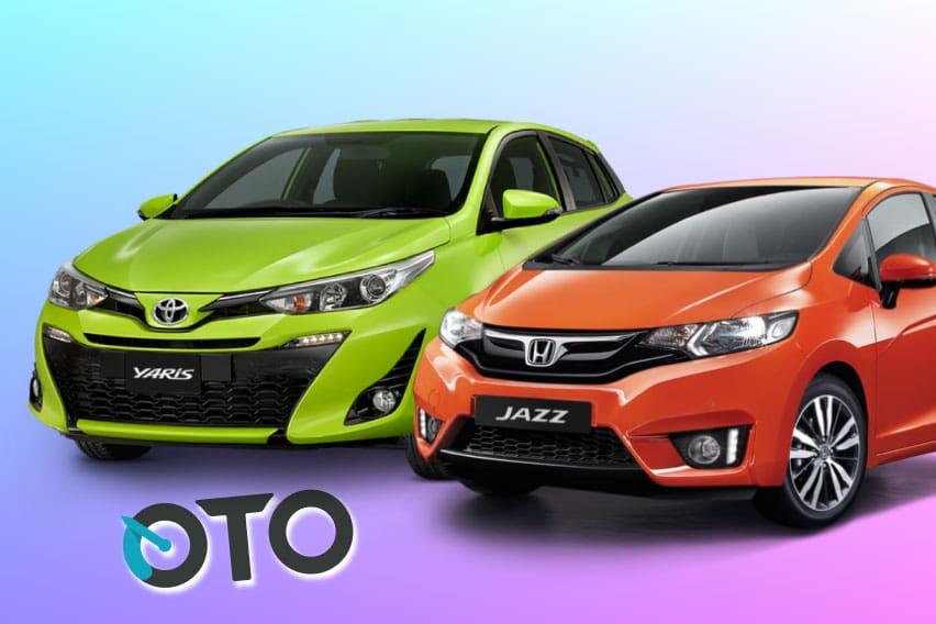 Perbandingan Lengkap Toyota Yaris Baru dan Honda Jazz