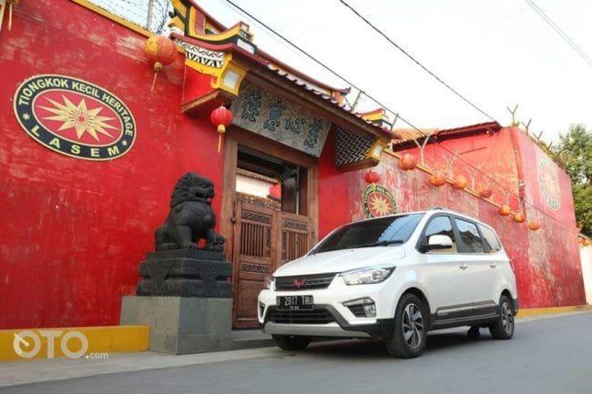 Hasil Pengujian Konsumsi BBM Perjalanan Luar Kota Wuling Confero