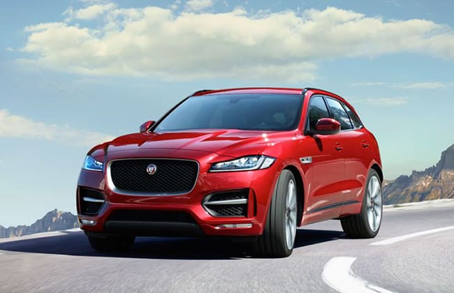 Malaysia gets entry-level Jaguar F-Pace, tuned with 2.0L engine