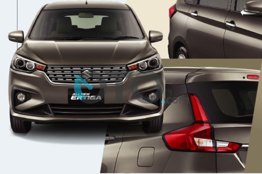 Membandingkan Harga Suzuki Ertiga dengan Xpander, Avanza, Mobilio dan Grand Livina