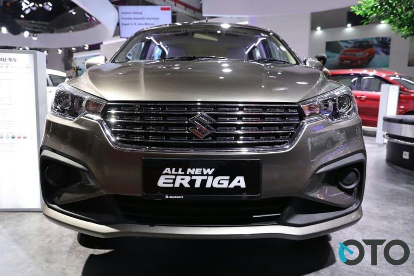 IIMS 2018: Ini Bedanya Suzuki Ertiga Tipe GL dan GX