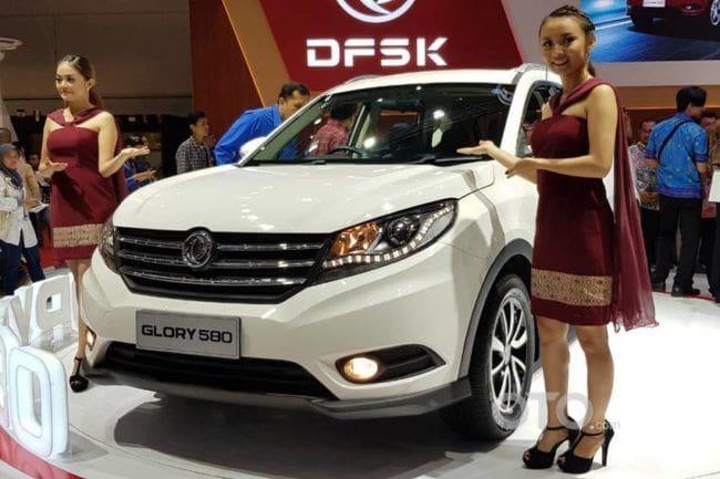 IIMS 2018: DFSK Glory 580 Diperkenalkan, Menggiurkan!