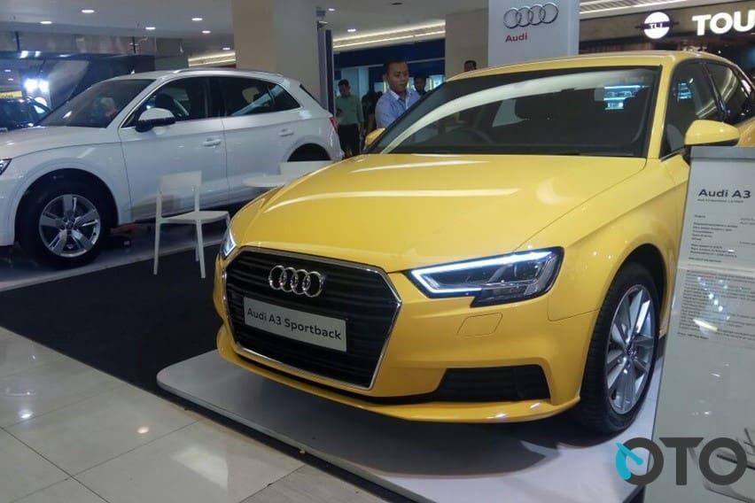 Cicip Audi A3 Sportback di Kota Kasablanka, Mau?