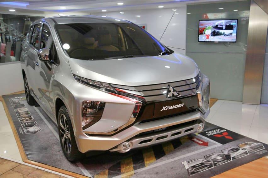 Mitsubishi Xpander Belum Kuasai Pasar Mobil Bekas