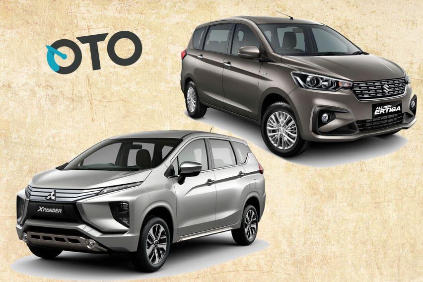 Komparasi Suzuki Ertiga Termahal vs Mitsubishi Xpander Termewah