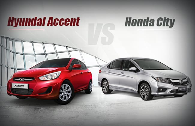 Hyundai Accent vs Honda City: A comparison between affordability and luxury