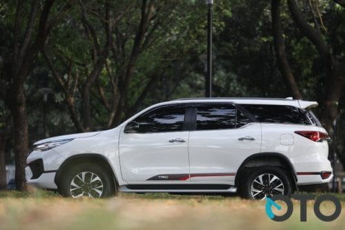 Harga Otr Toyota Fortuner 2021 Simulasi Kredit Cicilan Oto